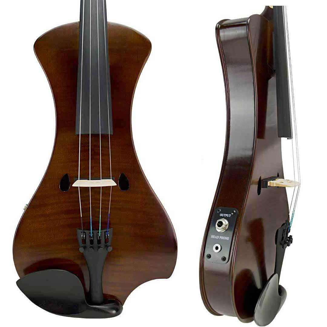 CLEARANCE Bunnel Next Electric Violin Outfit in action