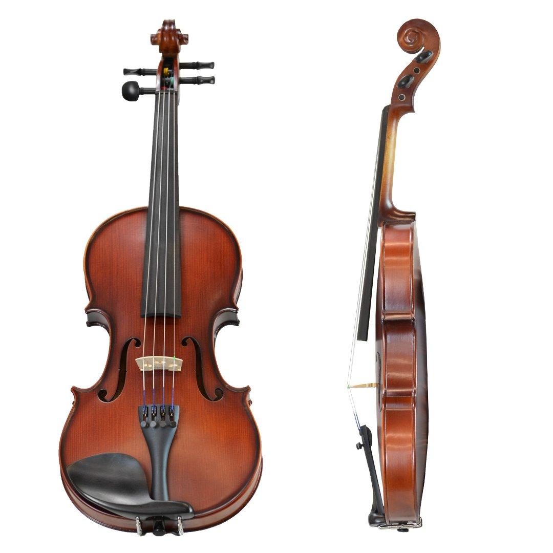 Antonio Giuliani Etude Violin Outfit in action