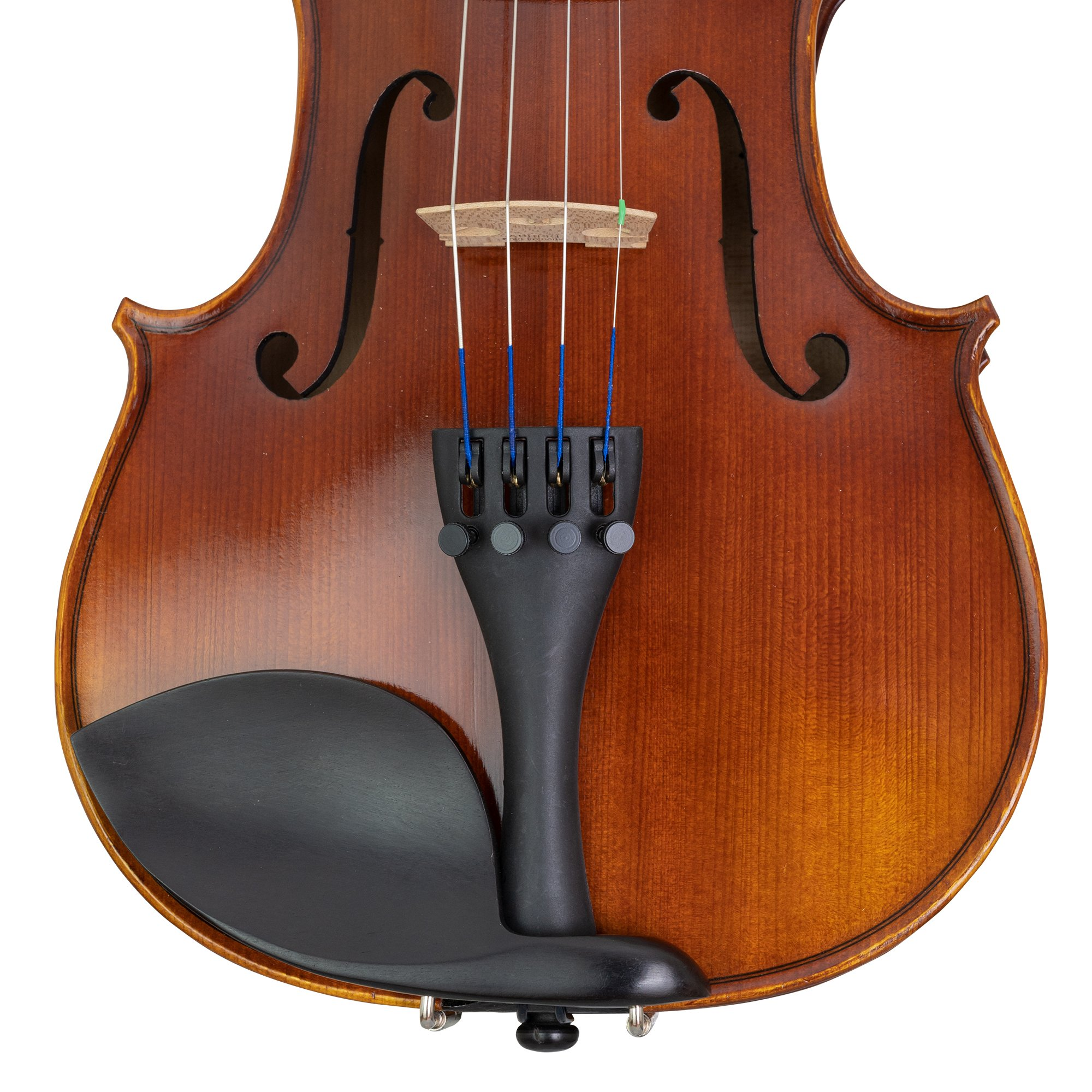 Fractional Louis Carpini G2 Violin Outfit in action