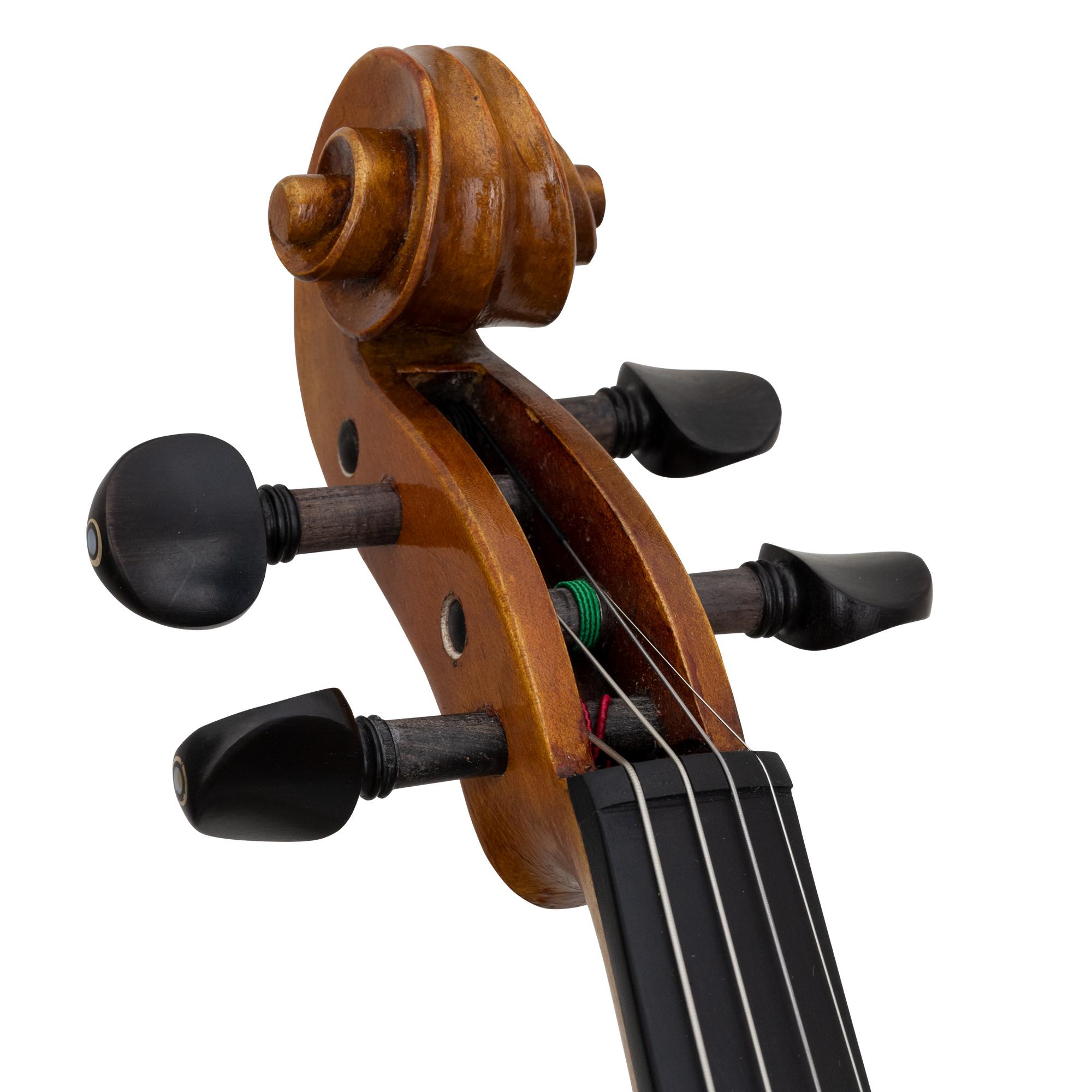 Franke Henner Violin Outfit in action