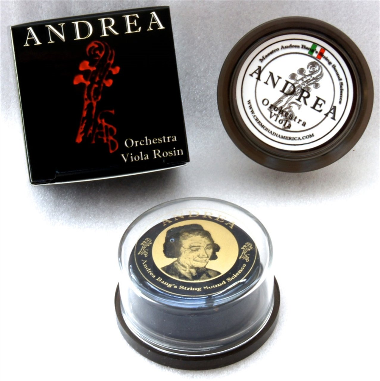 Andrea Vienna Rosin for Symphony Viola in action