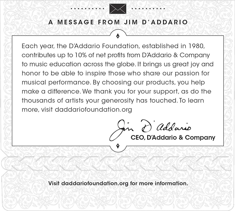 D'Addario Zyex Violin Strings Cart Upgrade in action