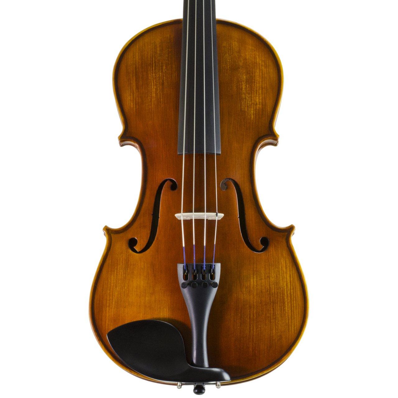 Portland Violin String Set in action