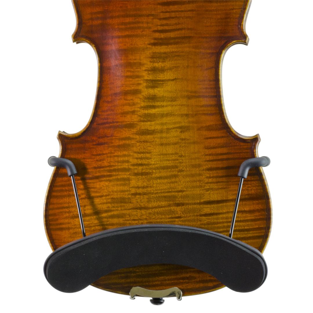 Comford (Comfort) Violin Shoulder Cradle 4/4 in action