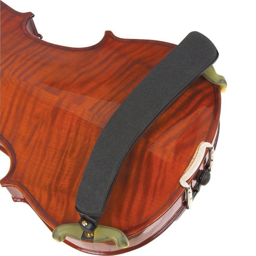 KUN Original Violin Shoulder Rest in action
