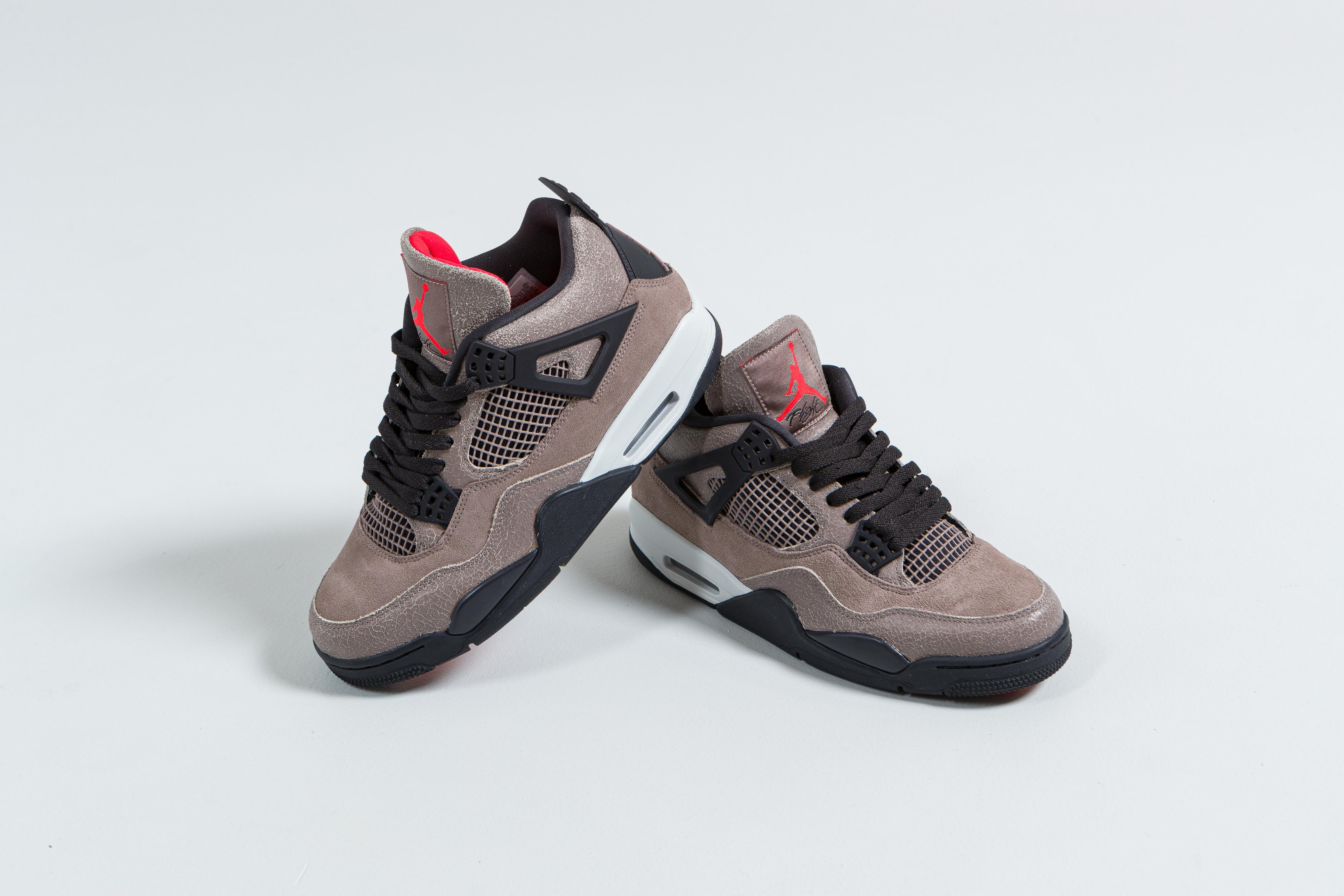 Jordan - Air Jordan 4 Retro - 'Taupe Haze' - Up There