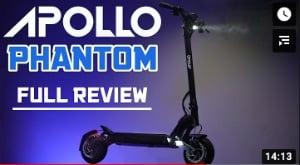 ESG review of the Apollo Phantom