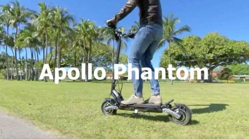 Apollo Phantom Introduction by fluidfreeride