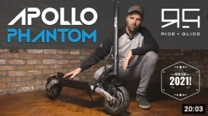 Apollo Phantom review by Ride and Glide