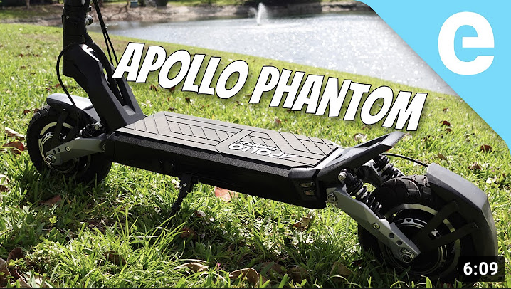 Apollo Phantom review by Electrek