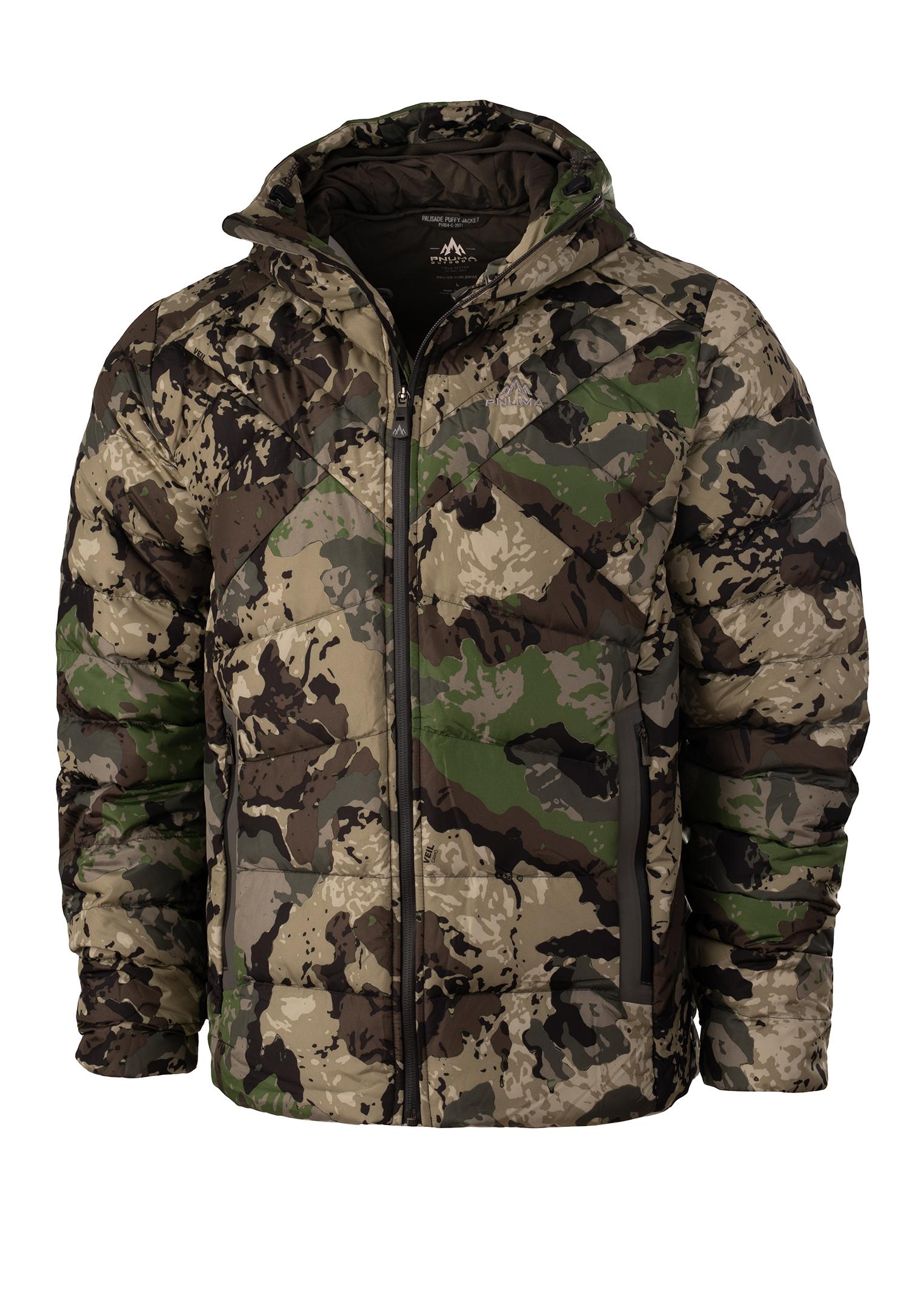 Palisade Puffy Jacket
