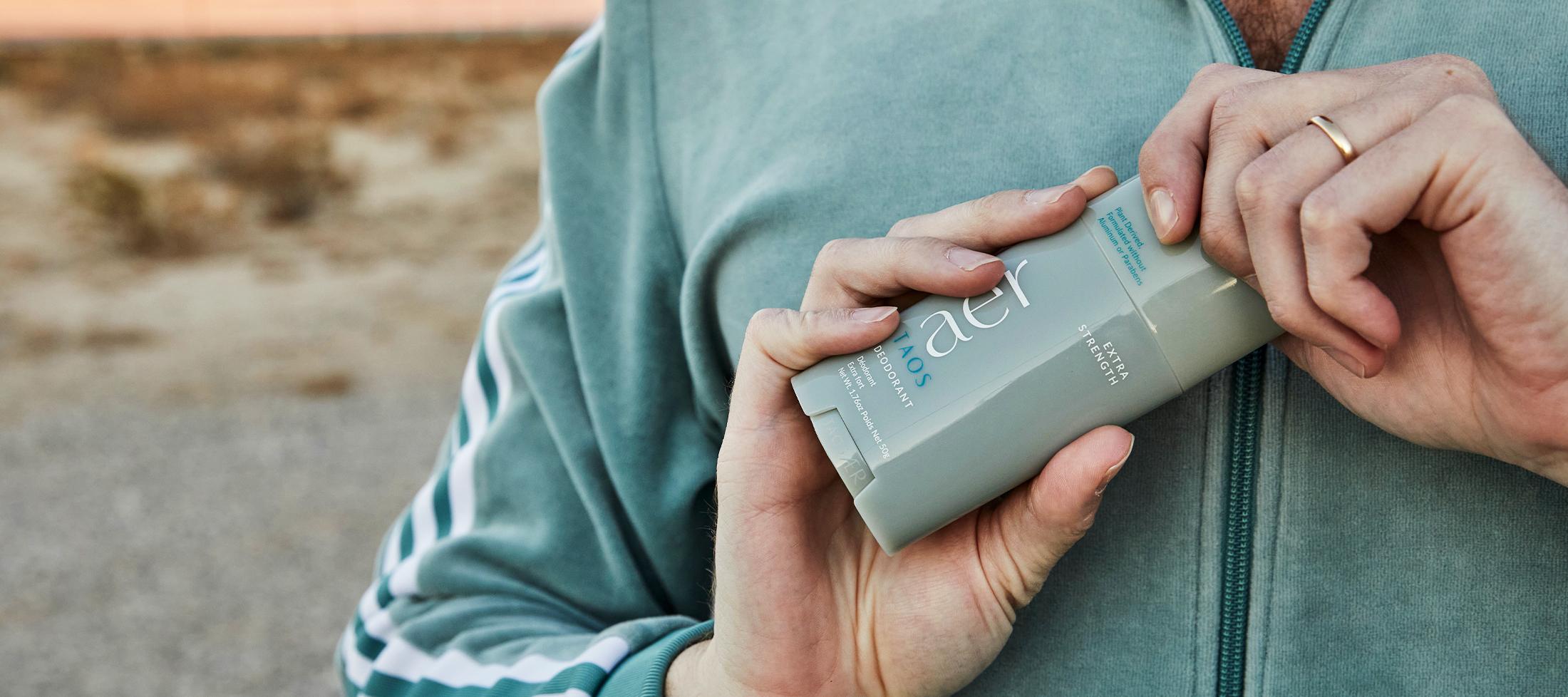 Extra Strength Deodorant