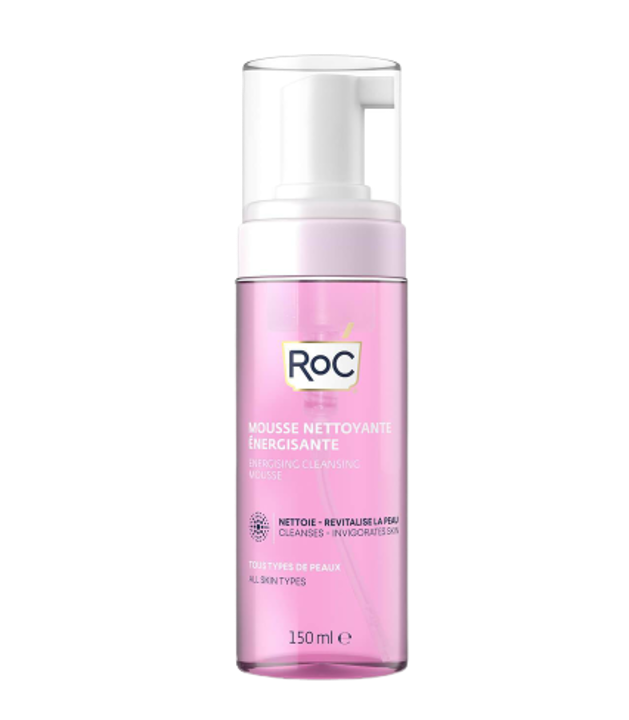Energizing Cleansing Mousse