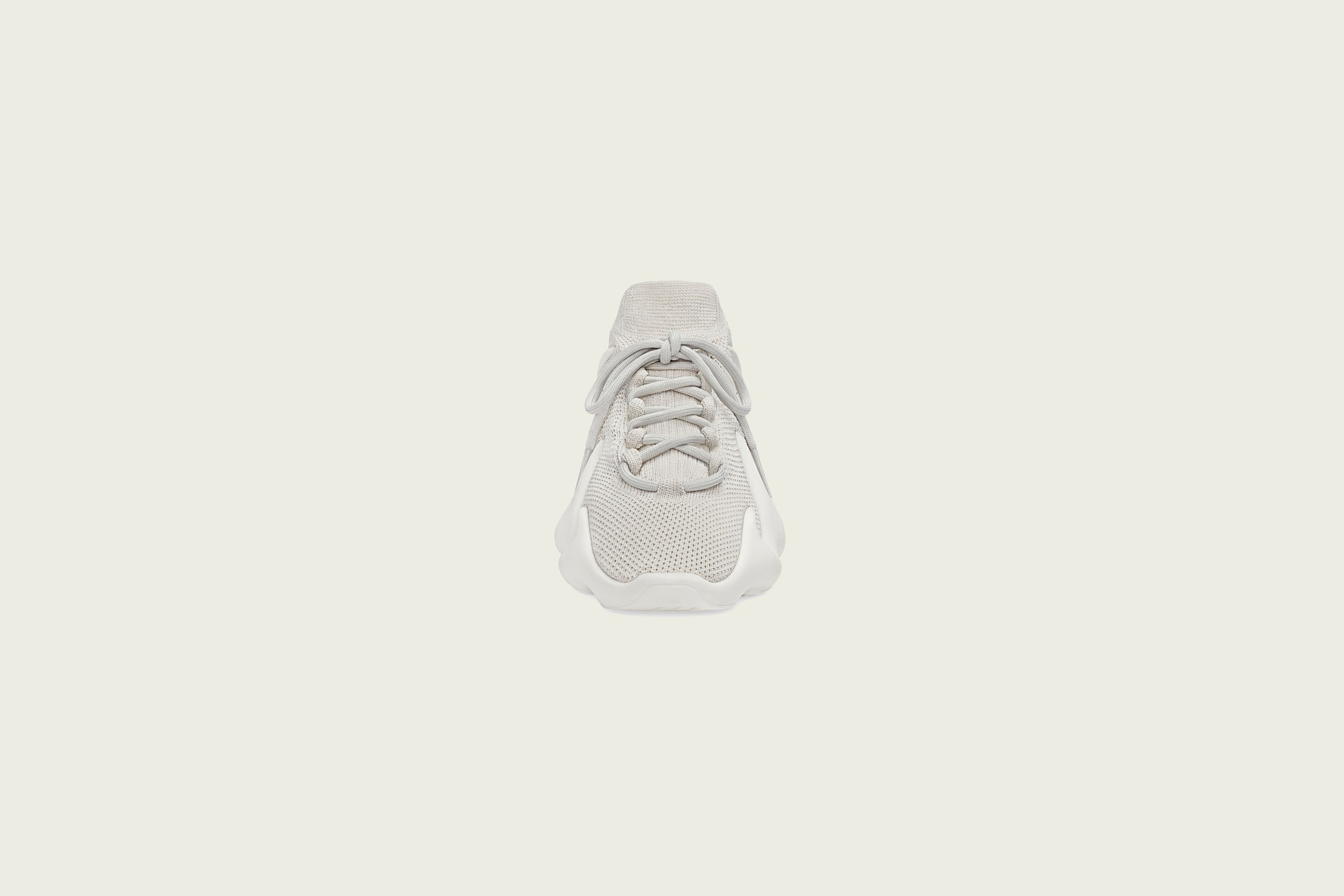 adidas - Yeezy 450 - Cloud White - Up There