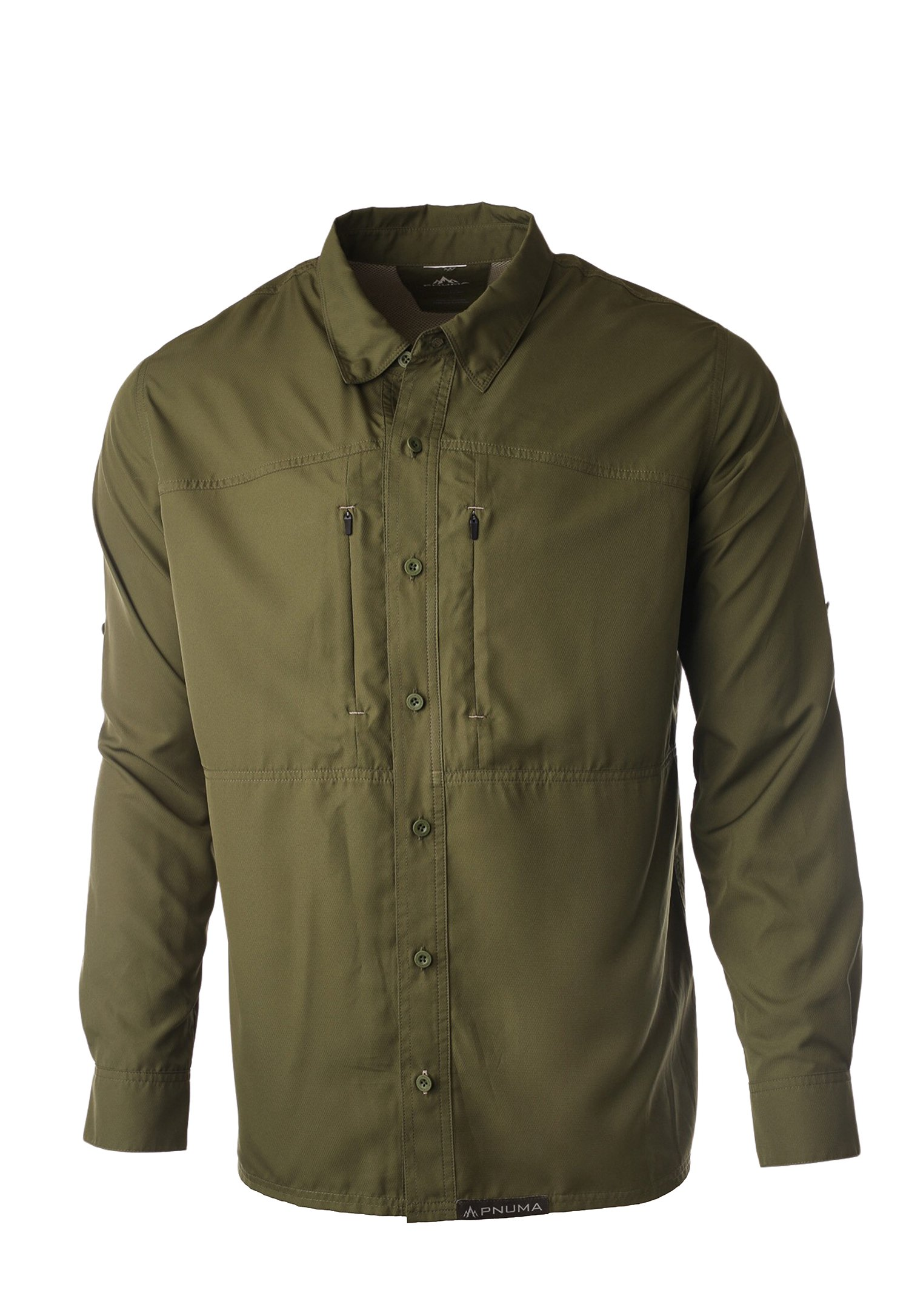 Shooting Shirt - Long Sleeve - Solid