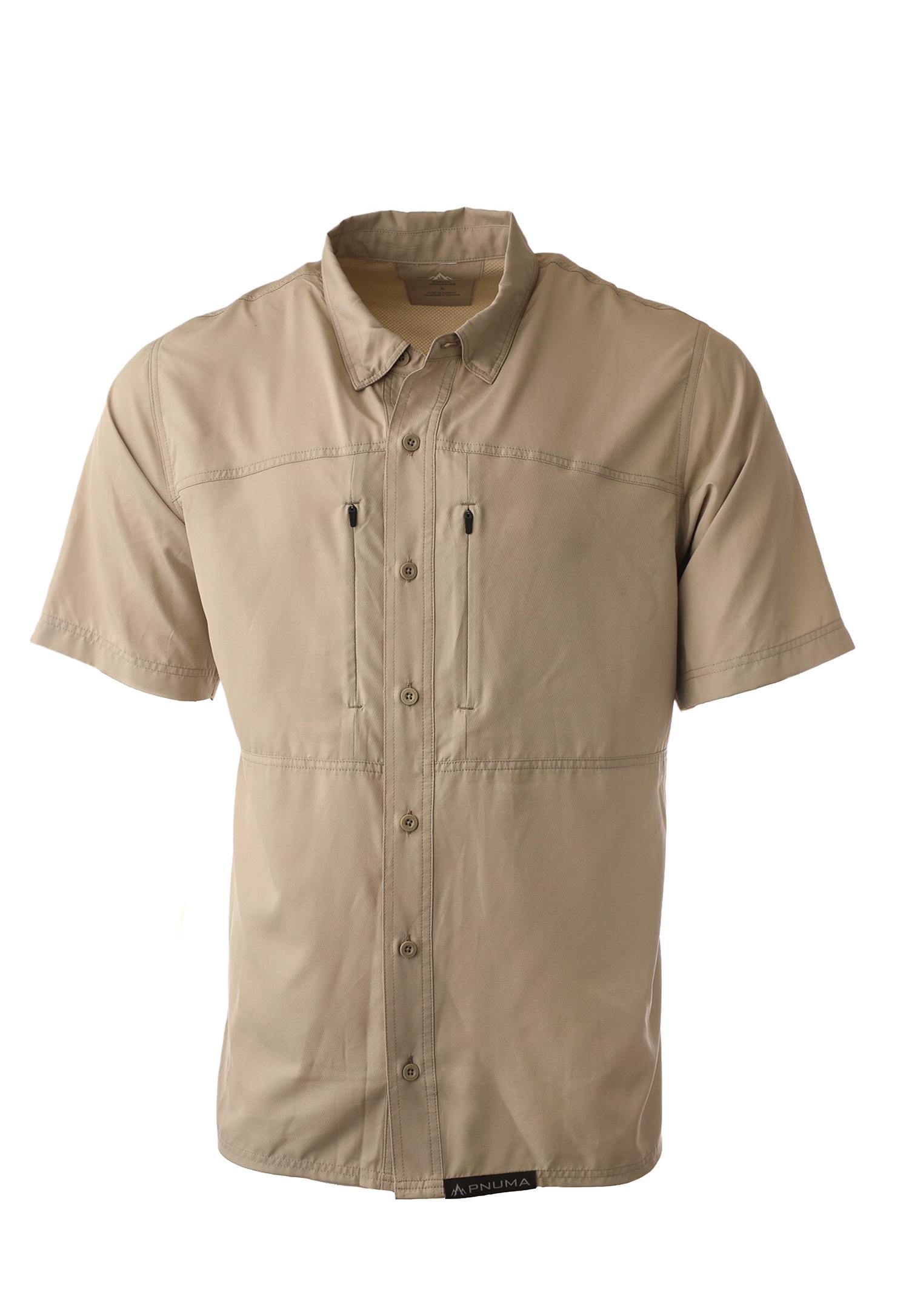 Shooting Shirt - Short Sleeve - Solid