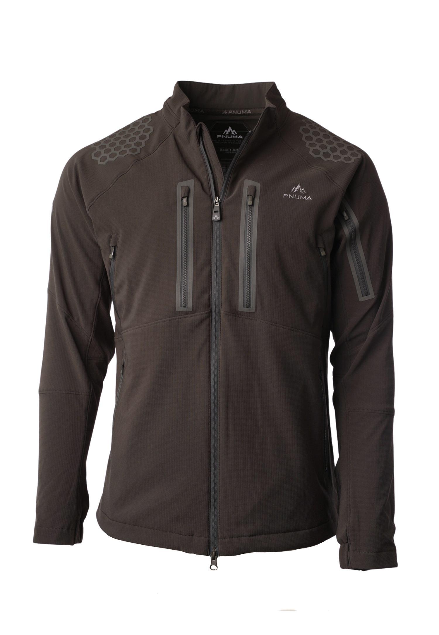 Tenacity Jacket - Solid