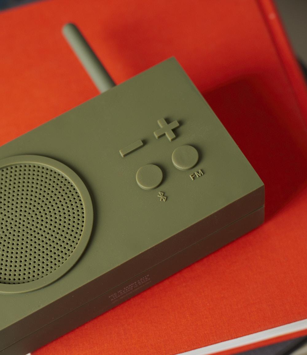 Tykho 3 FM Radio and Bluetooth Speaker
