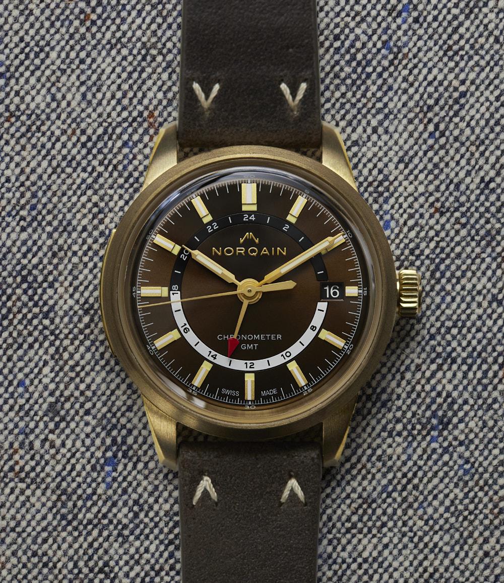 Freedom 60 GMT Bronze