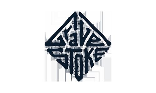 Gravel Stroke Logo