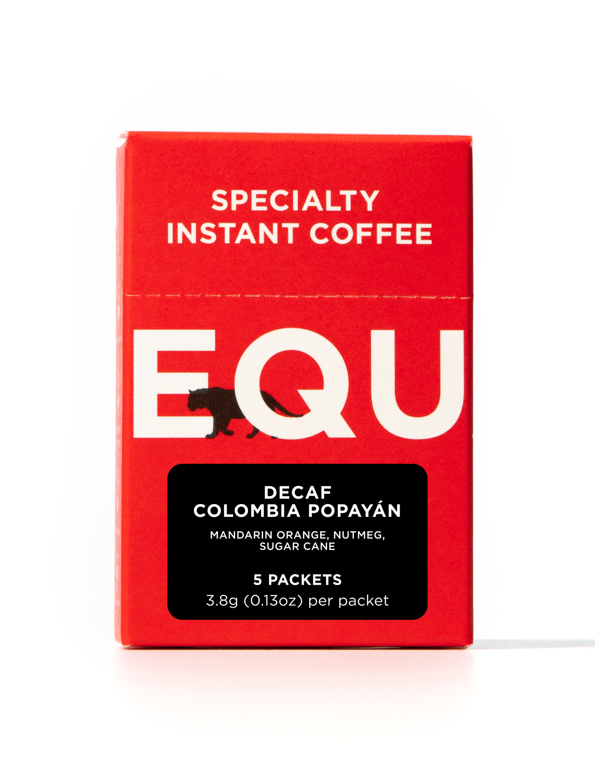 Decaf Colombia Popayan Instant Coffee, 5-Pack