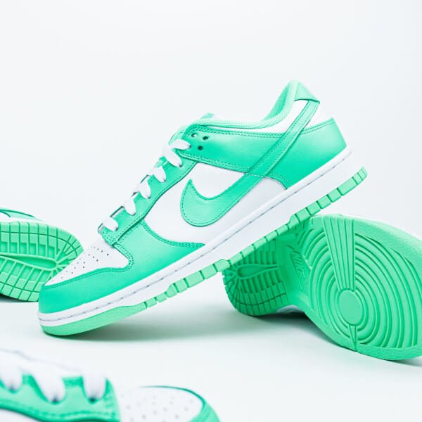 Nike Dunk Low Green Glow - DD1503-105