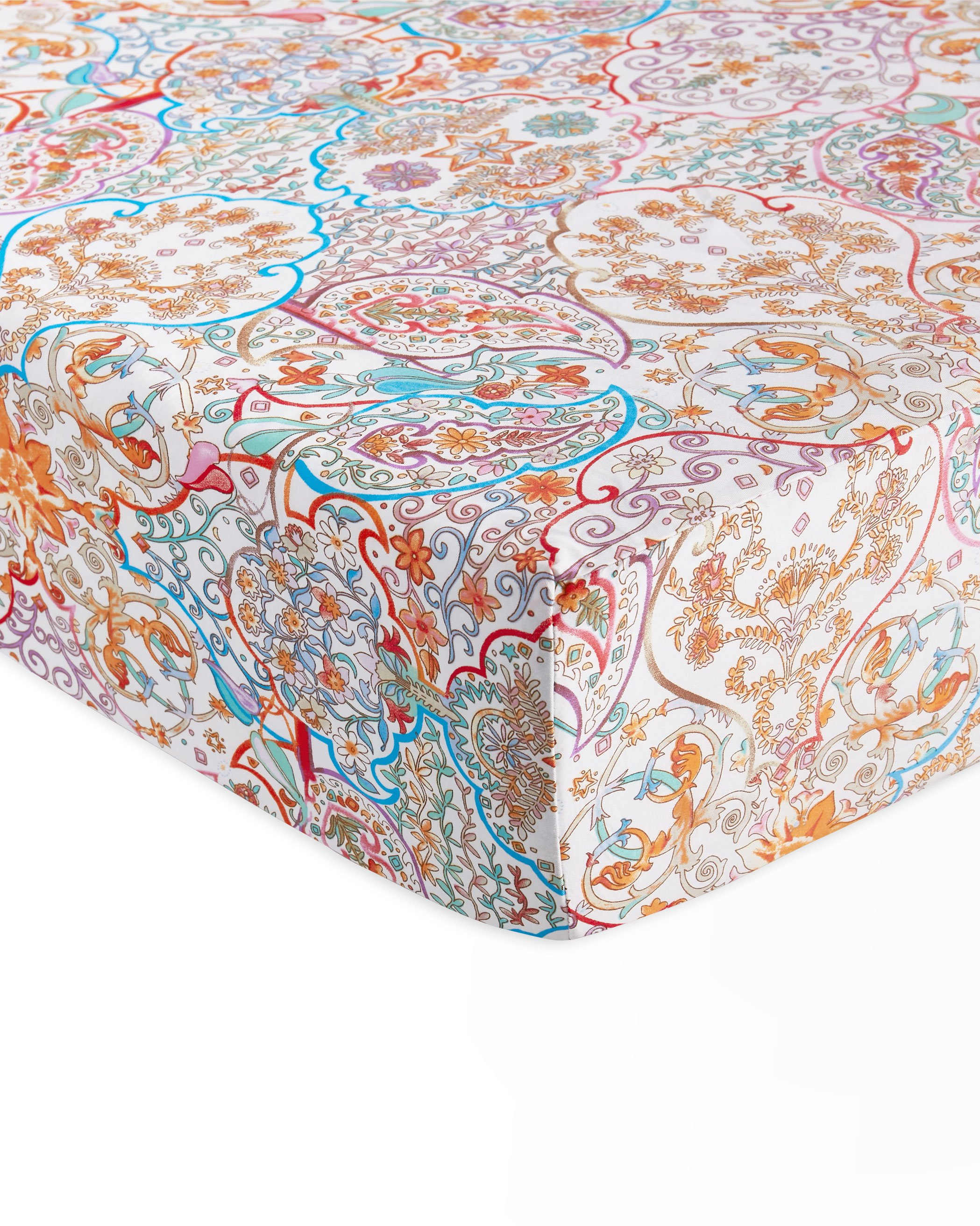 Bohemian Cotton Sheet Set
