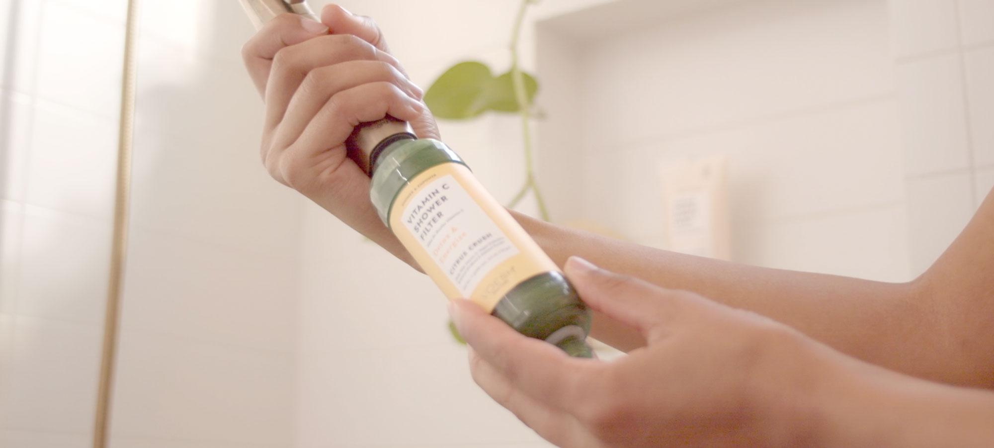 Citrus Crush Vitamin C Shower Filter