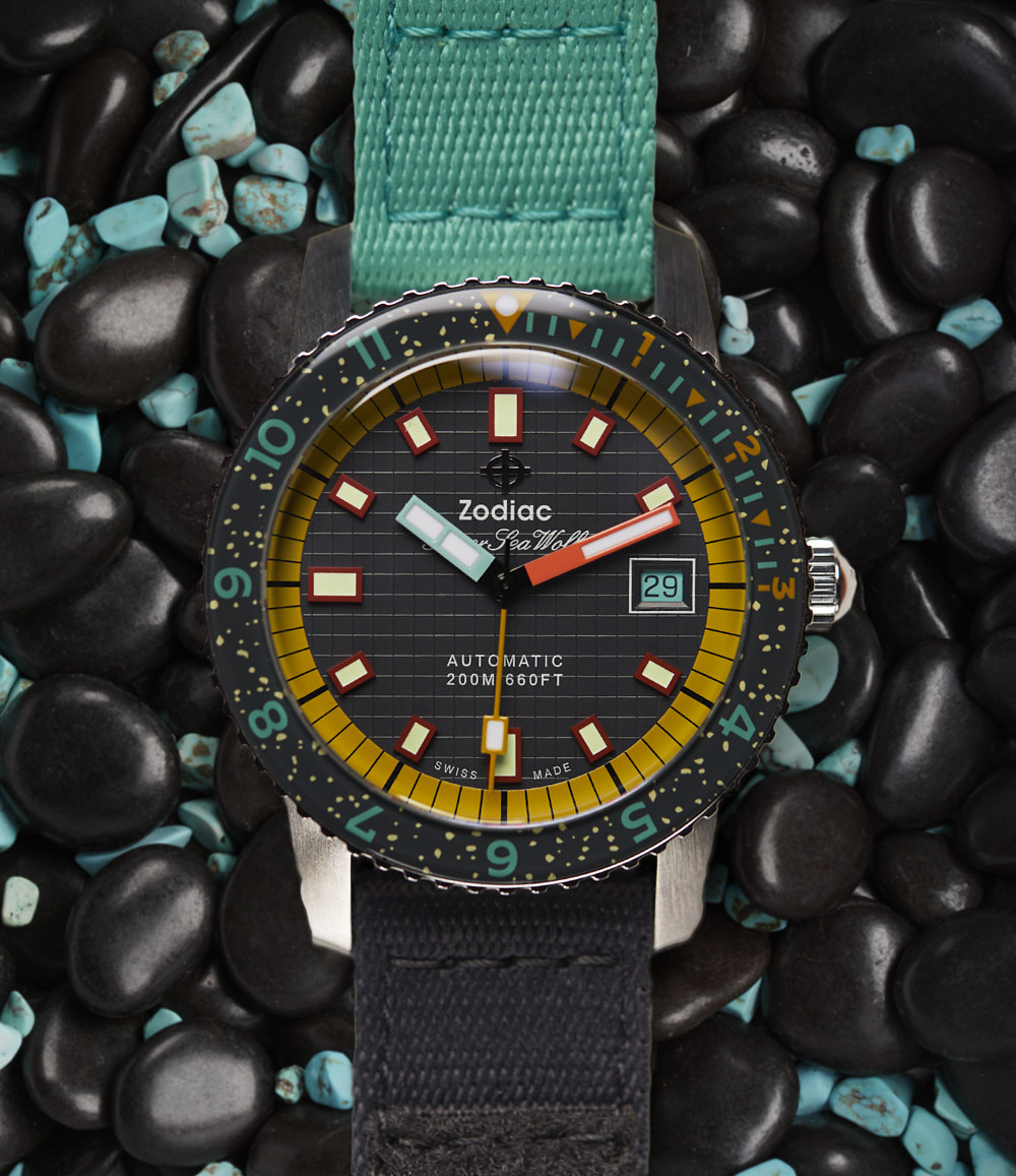 Super Sea Wolf Limited Edition