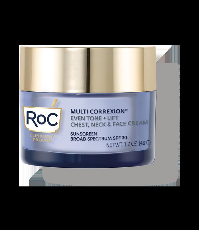 MULTI CORREXION® 5-In-1 Even Tone + Lift Chest, Neck & Face Cream With SPF 30
