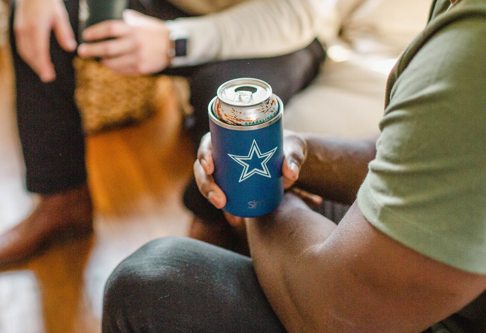 NFL Ranger Can Coolers