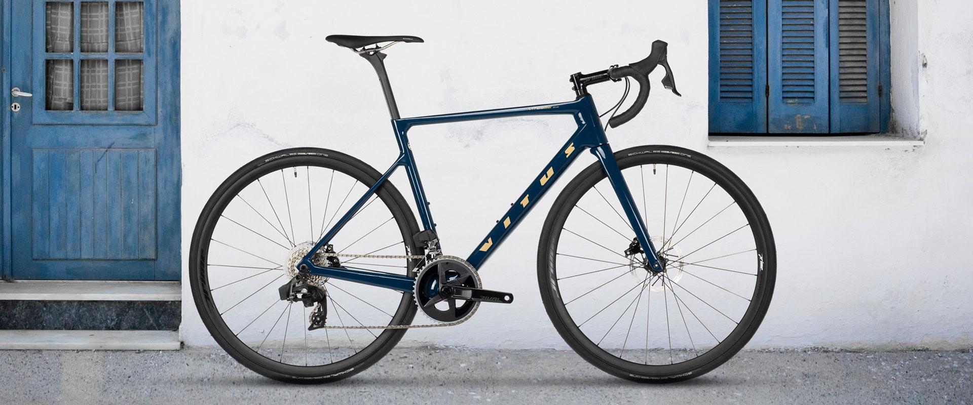Vitus Vitesse EVO CR eTap AXS Road Bike Rival