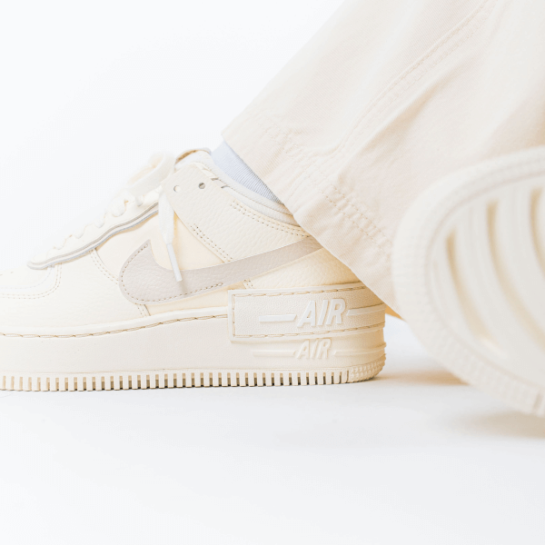 Nike Air Force 1 Low Shadow Coconut Milk - CU8591-102