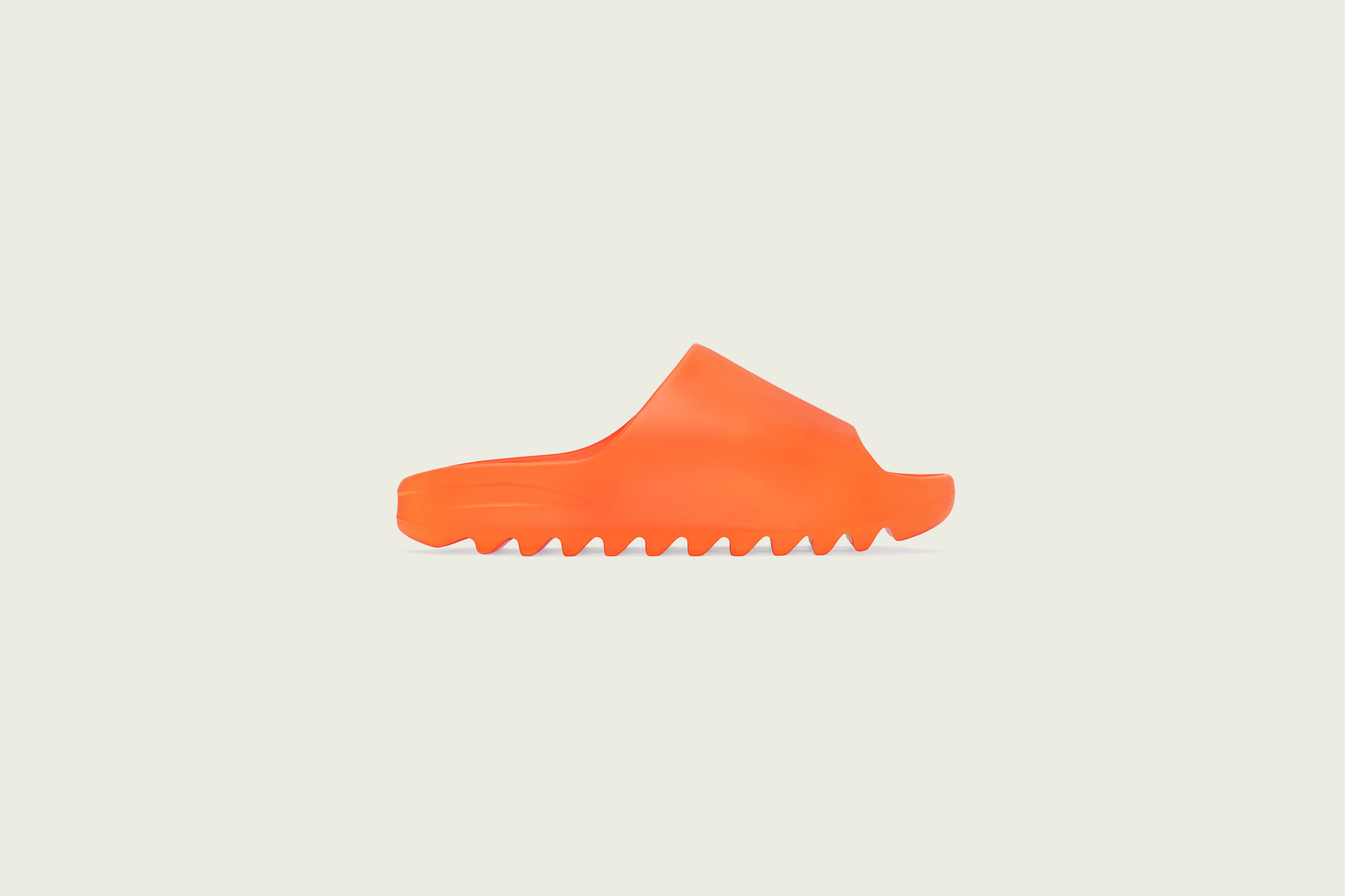 adidas - Yeezy Slide - Enflame Orange - Up There