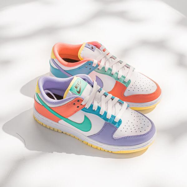 Nike Dunk Low SE Easter - DD1872-100