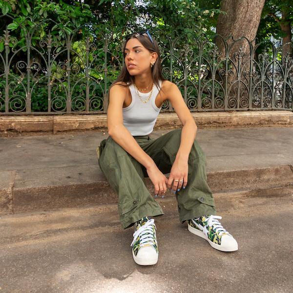 Adidas Superstar Bape ABC Camo Green - GZ8981