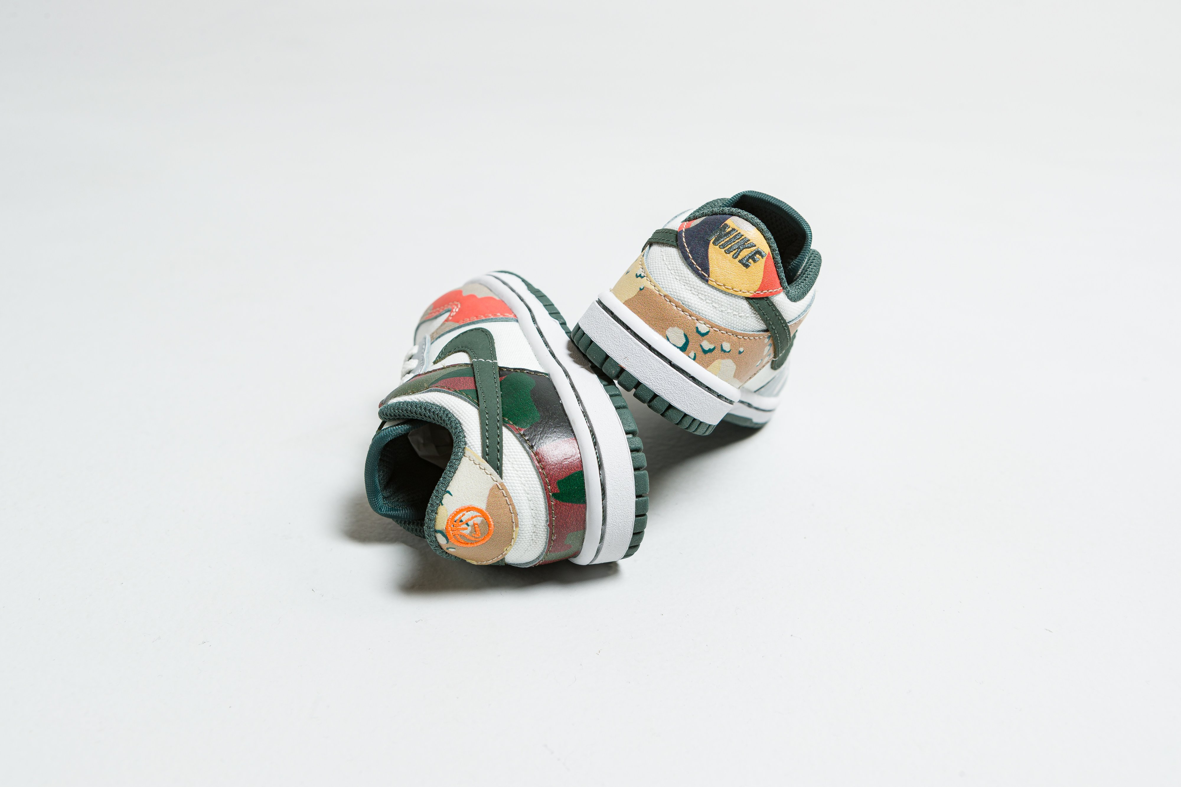 Nike - Dunk Low SE (TDE) - Sail/Vintage Green - Up There