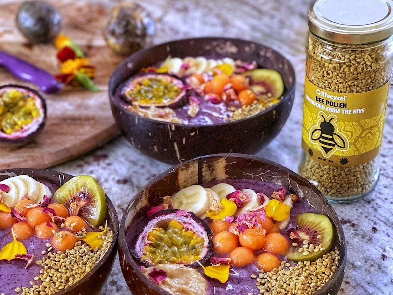 Upgrade Your Smoothie Bowls