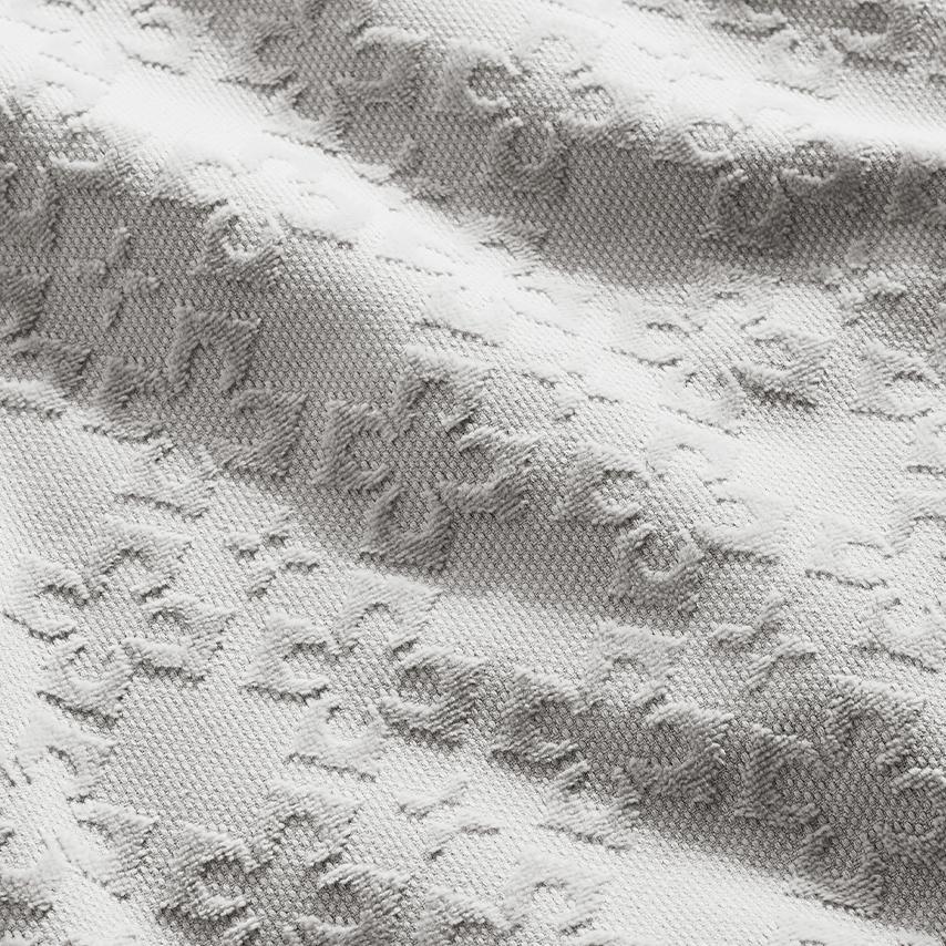 Cotton Tile Bath Sheet Set