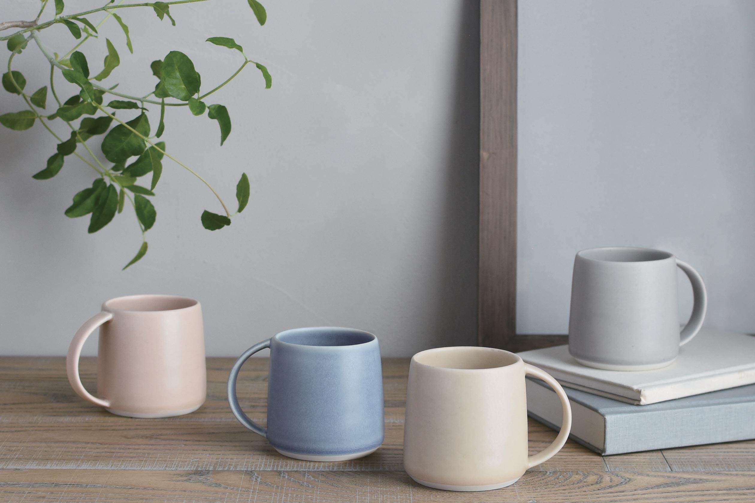 Ripple Mug, White