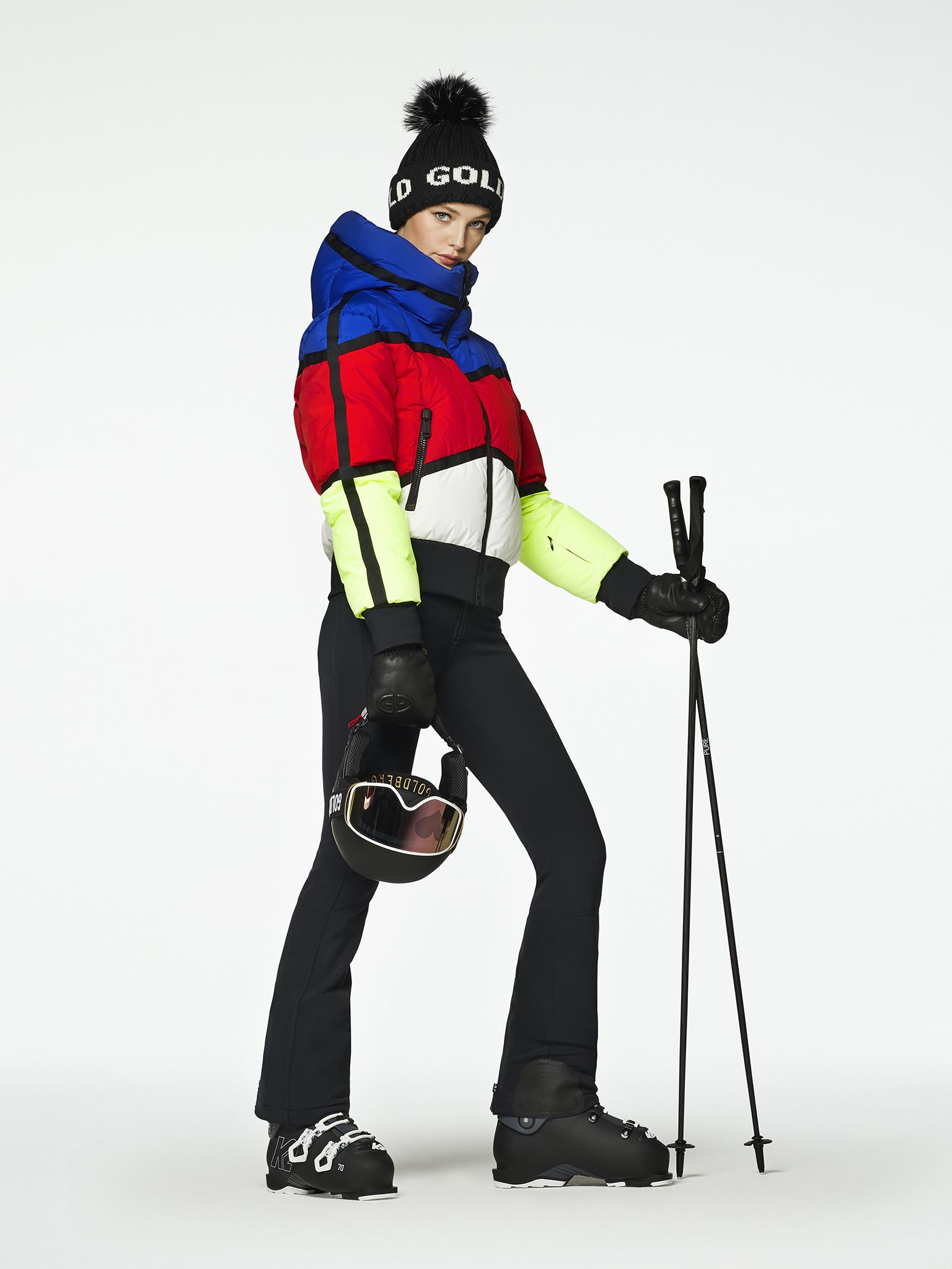 Women's Mondriaan Ski Jacket