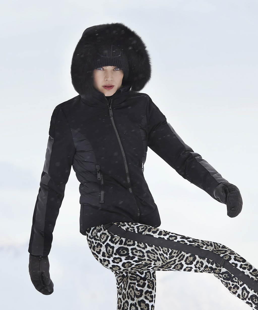 Women's Kaja Fur Ski Jacket