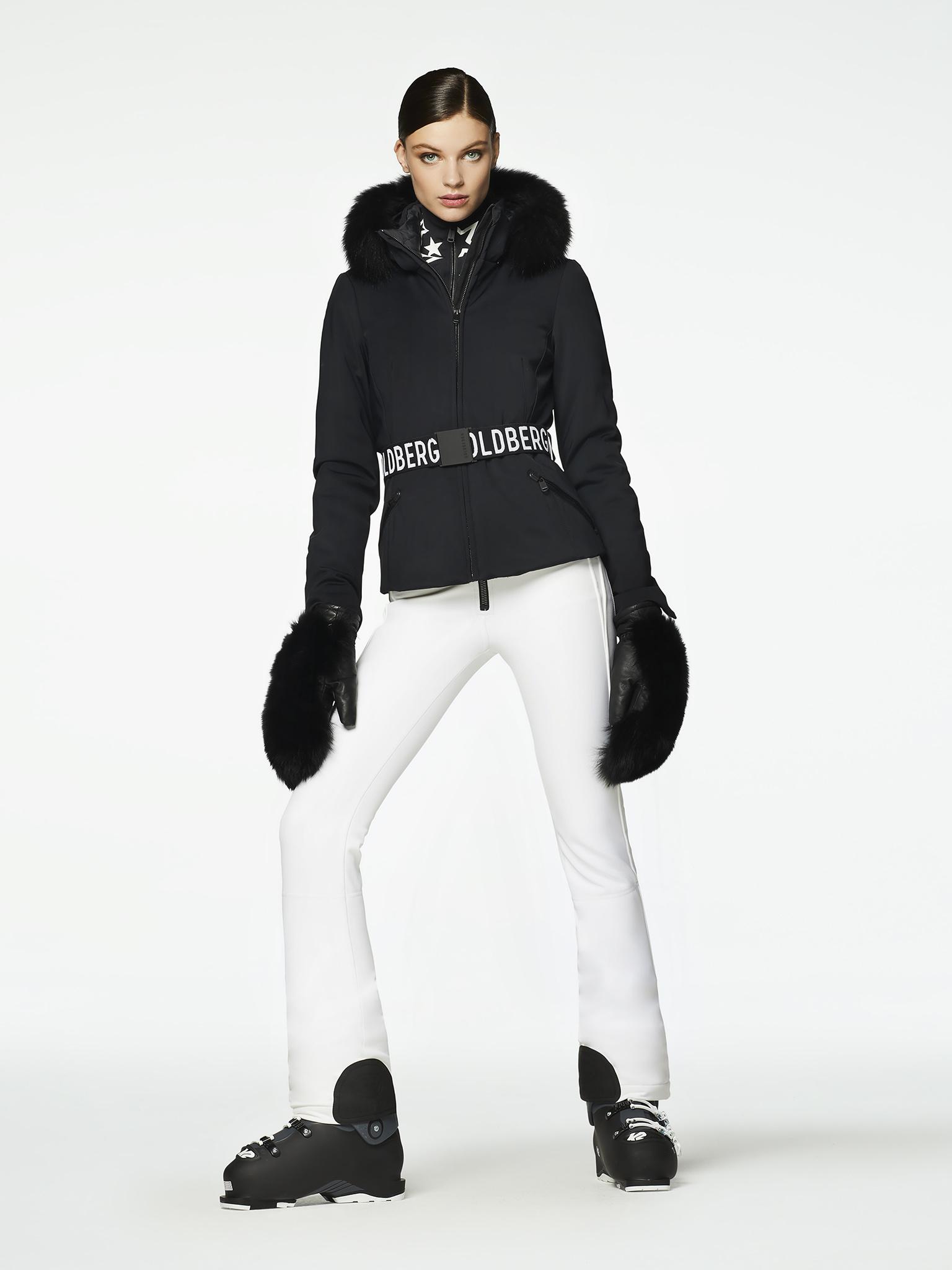 Women's Hida Fur Ski Jacket