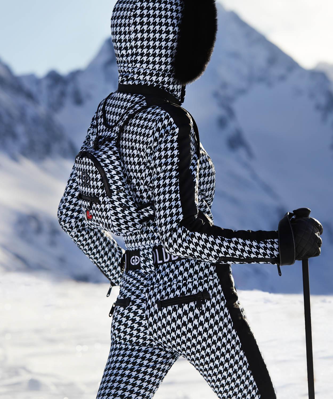 Women's France Fur Ski Suit sale