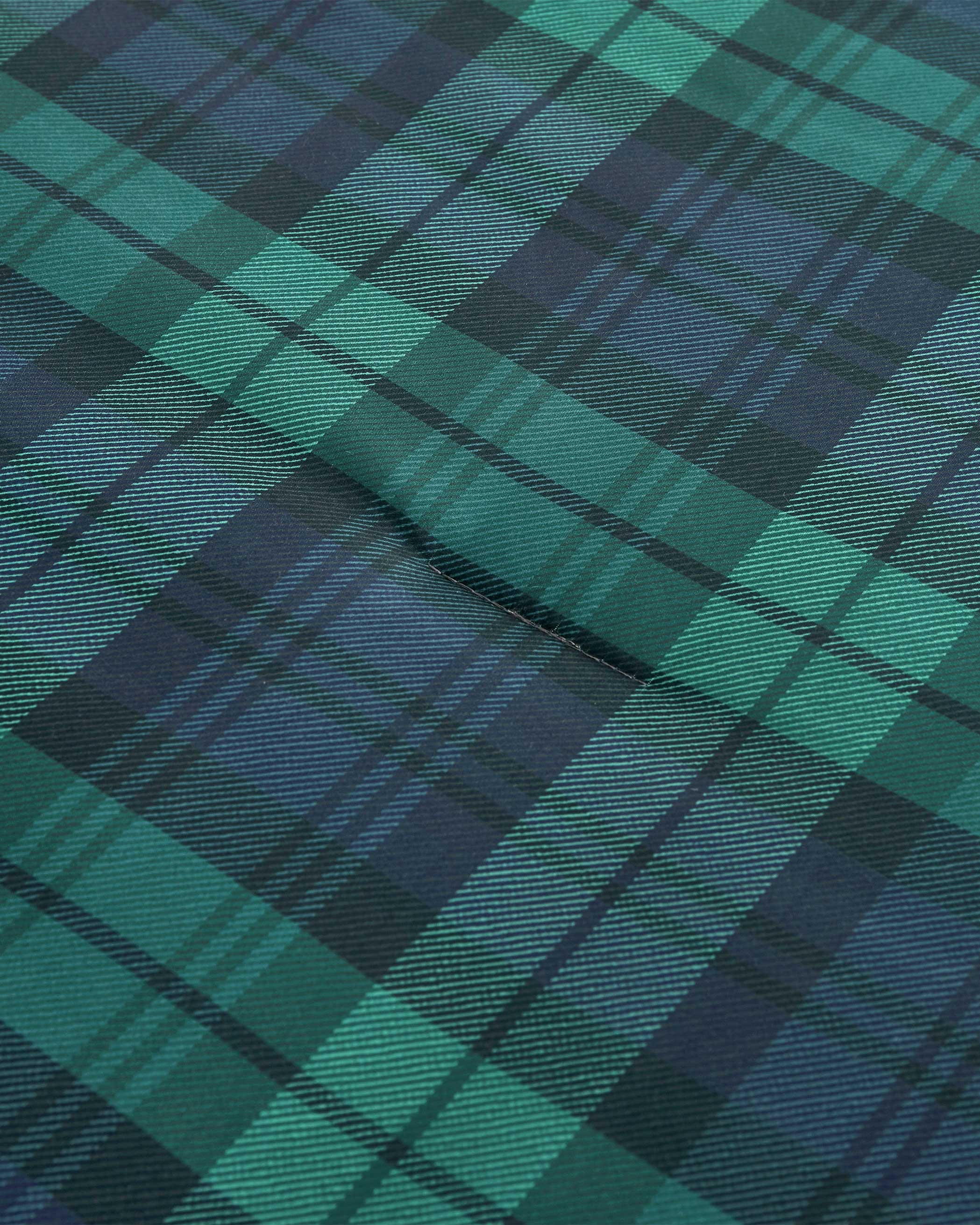 Scottish Tartan Microfiber Comforter Set