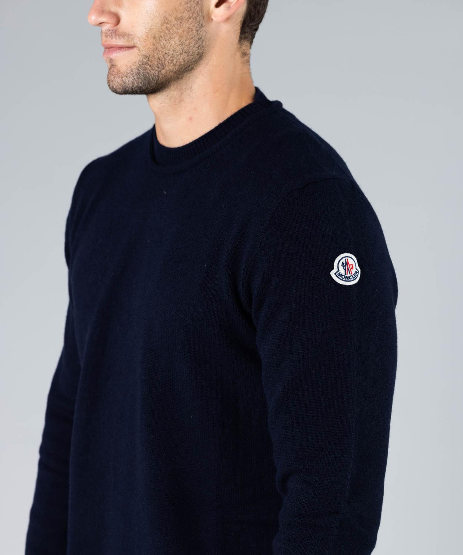 Men's Wool Cashmere Sweater