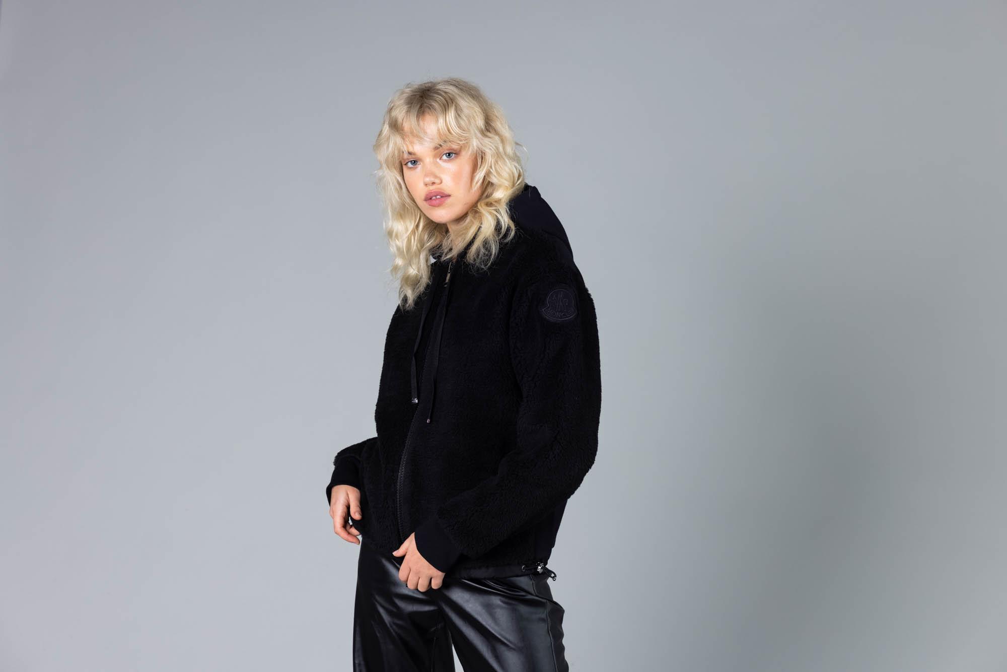 Womens Ilet Reversible Fleece Jacket sale