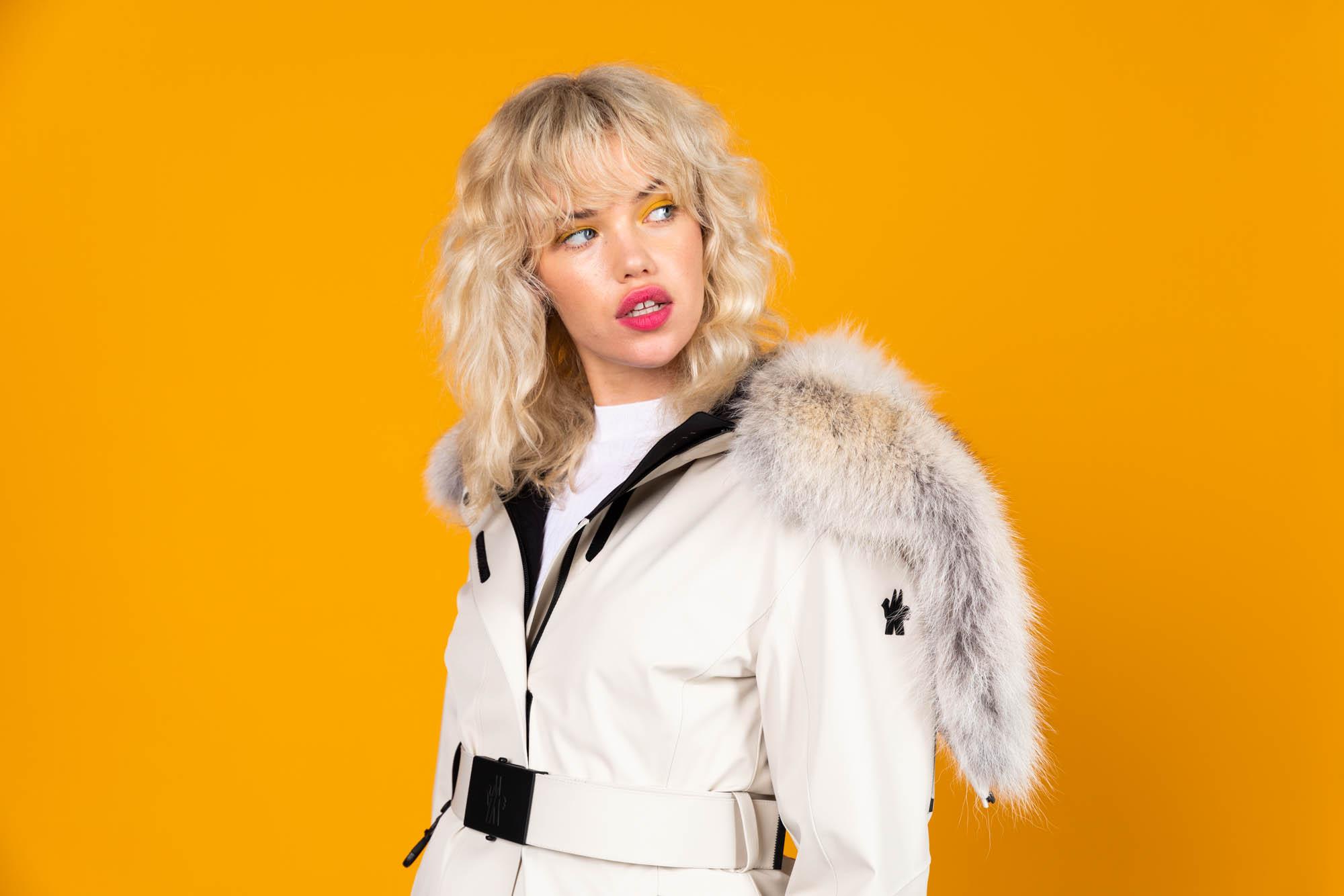 Women's Triatel Fur Jacket