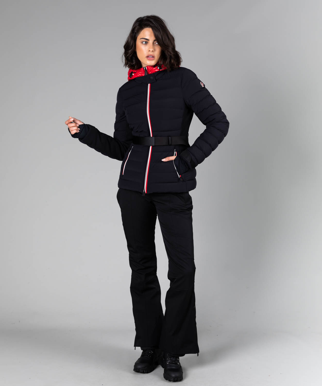 Women's Padded Stretch Ski Pants