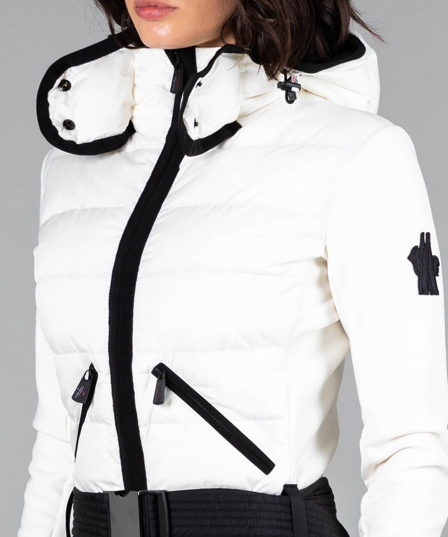 Womens Offwhite Ski One Piece